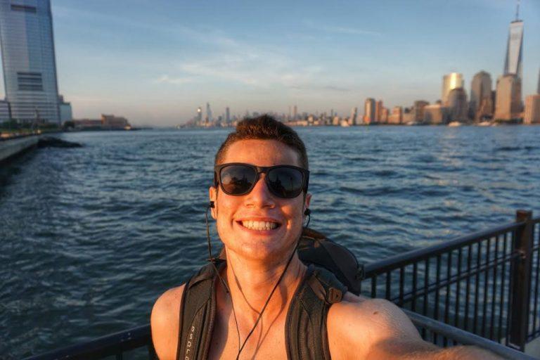 18 anni e il primo viaggio in solitaria. Destinazione NY