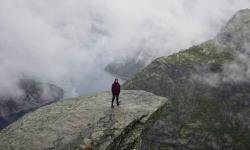 racconto di un viaggio in Norvegia
