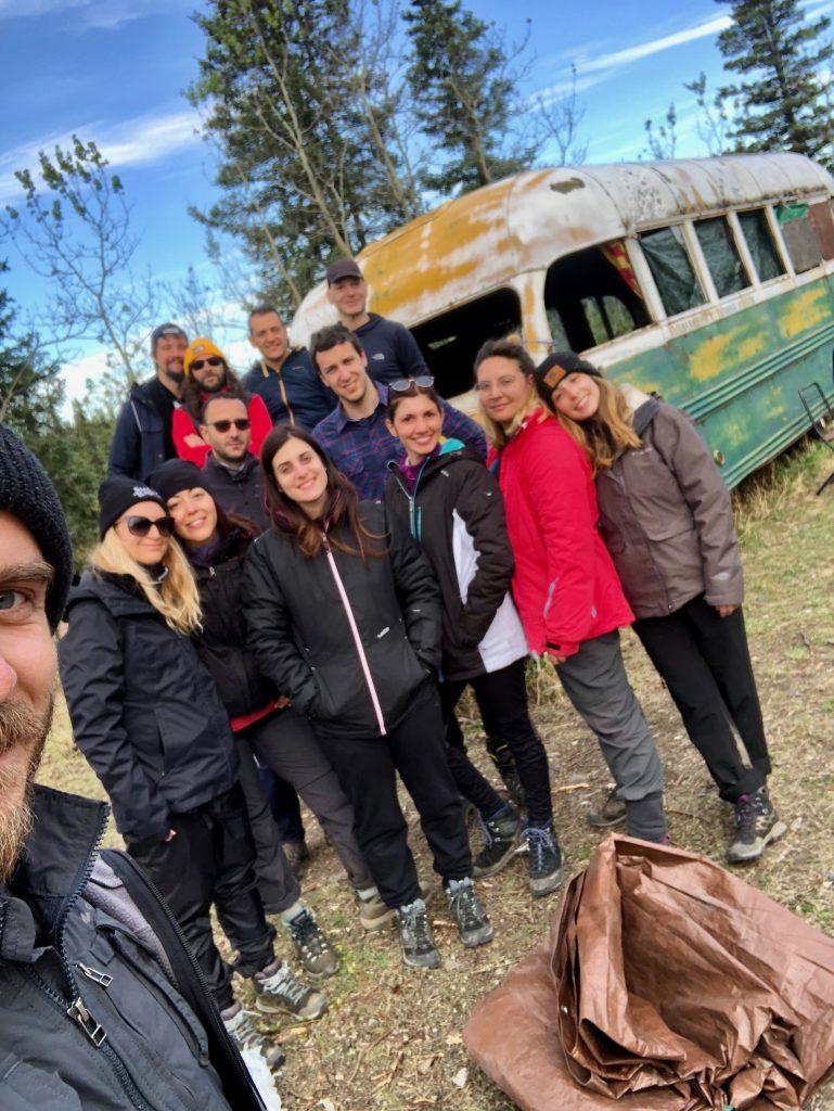 Viaggio di Gruppo Alaska